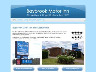 Baybrook Motor Inn Logo